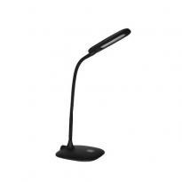 - Halo Design Pittsburg Bureaulamp Zwart Led5W Dimbaar