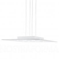 - Icone Pop Hanglamp Zwart Up+Down led-verlichting