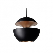 - DCW Here Come The Sun Ø35 Hanglamp Zwart/Koper