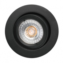 - Sg lighting Jupiter Inbouwspot Mat Zwart