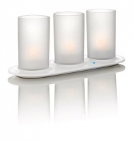 - Philips Naturelle candlelights 3 set