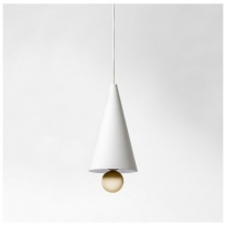 - Petite Friture Cherry S Hanglamp Wit