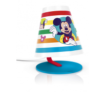 - Philips Micky Mouse tafellamp