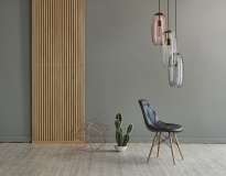 - Famlight Glass Design Chloe Hanglamp Trans/Smoke