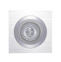 - Fanlight DL16099 Inbouwspot Vast Alu