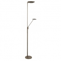 - Highlight Geneva Led Staanlamp Brons