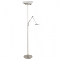 - Highlight Palermo Vloerlamp Matt Nikkel