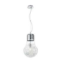 - Ideal lux Luce Max Hanglamp Chroom