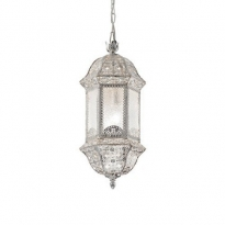 - Ideal lux Marrakech Hanglamp Wit