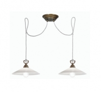 - Il fanale Tabia Hanglamp Brons