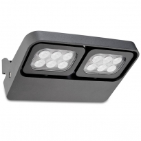 - Leds c4 April-Led Buitenspot Antraciet Grijs 11W 3000K