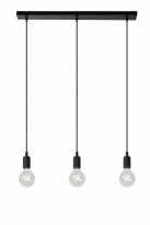 - Lucide Fix Multiple Hanglamp Zwart