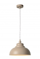 - Lucide Isla Hanglamp Ø29cm Taupe