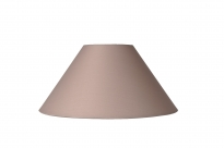 - Lucide Shade rond/schuin 28 taupe