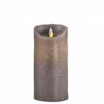- Sompex Flame Led Kaars Taupe